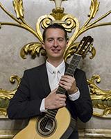 Mag. CARLOS CASTRO, Gitarre / Gitarrenensemble