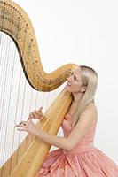 HEIDE MÜLLER, Harfe