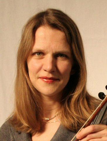 "DORIS AUDÉTAT, Violine / Orchester ""Sinfonietta piccola"""